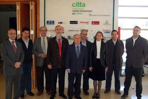 CITTA presenta las estrategias de 2012 para mejorar la competitividad del sector textil