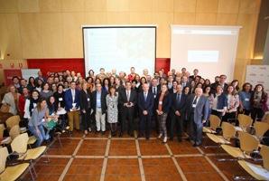 Más de 160 profesionales participan en la Jornada Profesional de Fundaciones