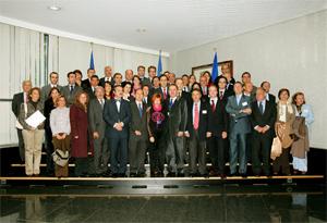 La Asociación se presenta ante el Parlamento Europeo