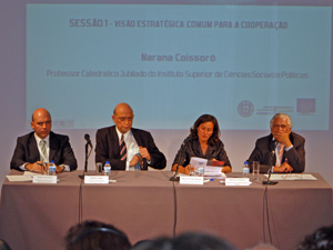 Sesión 1 (tarde): visión estratégica para la cooperación