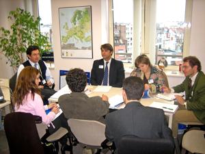 Andalucía dispondrá de 11.000 millones de euros en fondos entre 2007 y 2013