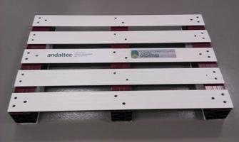 Andaltec apoya el desarrollo de un innovador palet de plástico fabricado mediante extrusión