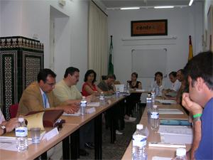 """Acto de constitución del Grupo de Trabajo """"Fundaciones Públicas"""""""