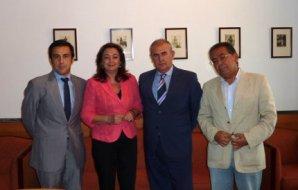 Mar Moreno expresa su voluntad para continuar colaborando con la Economía Social