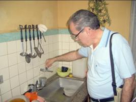 La Fundación FACUA colabora con un programa de eliminación de salideros de agua en La Habana