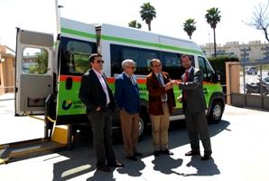 Obra Social Caja Madrid dona 17.000 euros a Upace Jerez