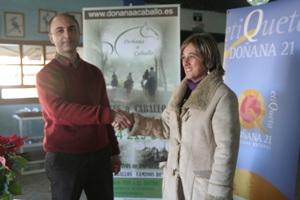 Doñana Ecuestre renueva la certificación de calidad de la Etiqueta