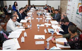 Aprobados 62 grandes proyectos que integrarán el II Plan Estratégico de la Provincia de Jaén