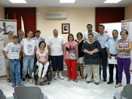 Fundación Cobre Las Cruces con la inserción laboral de personas con discapacidad