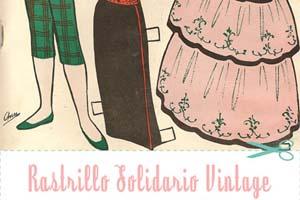 II Rastrillo Solidario Vintage de la Fundación María Fulmen