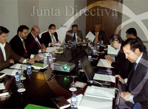 La Junta Directiva se reunirá próximamente