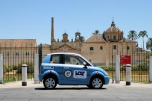 Arranca el coche eléctrico de la Fundación IAT, a través del proyecto europeo Green-Car Eco-Design