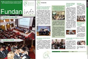 Publicado el boletín Fundaninfo nº 25