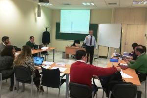 Sesión sobre Planificación Estratégica en el Curso de Experto
