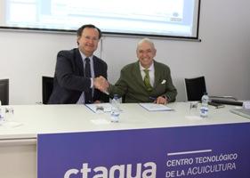 Ctaqua y el Centro Integrado Marítimo Zaporito firman acuerdo de colaboración