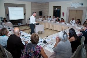 La AFA participa en una jornada de la Red de Fundaciones Cívicas
