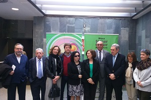 El Tercer Sector de Andalucía debate la nueva Ley de Servicios Sociales