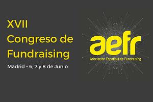 Participa con AFA en el XVII Congreso de Fundraising en Madrid
