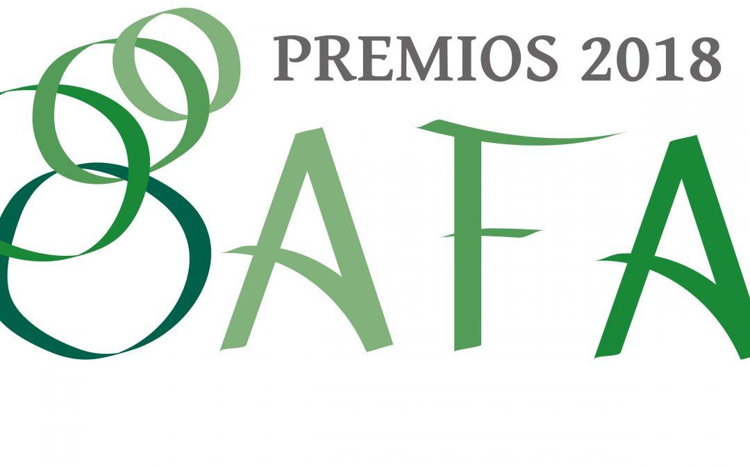 Abierto el plazo para recibir candidaturas a los Premios AFA 2018