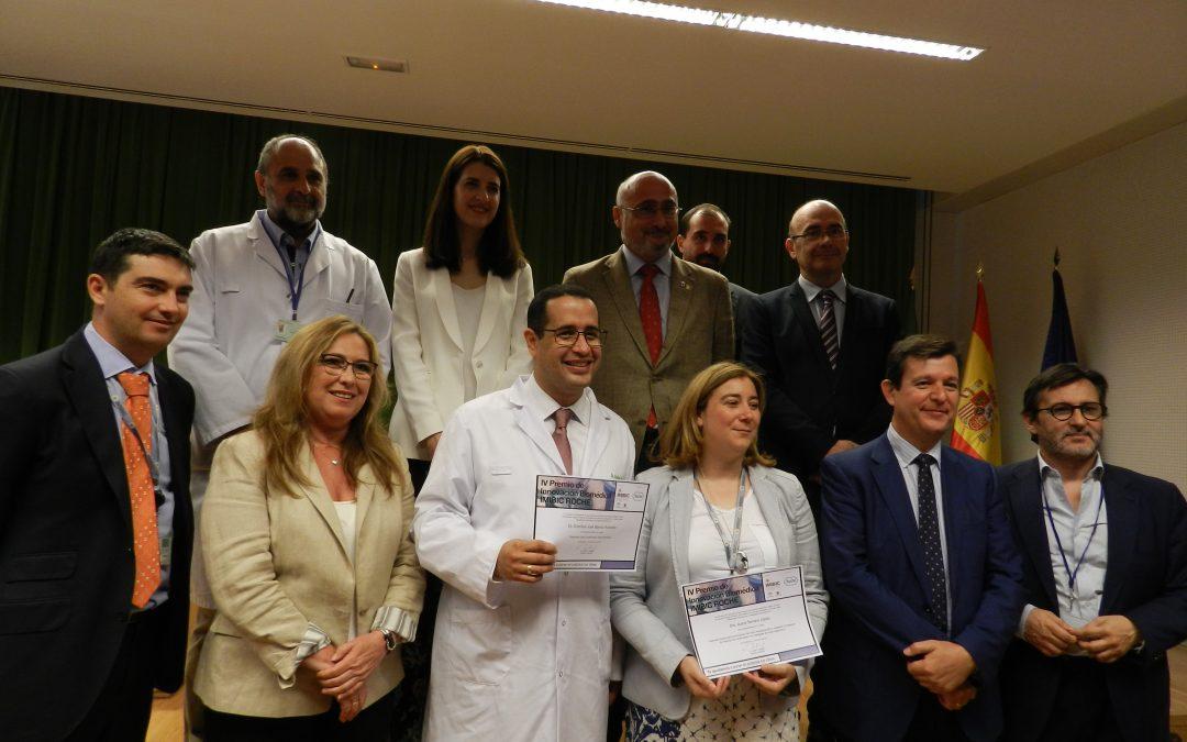 El IMIBIC y Roche premian las mejores ideas innovadoras en biomedicina