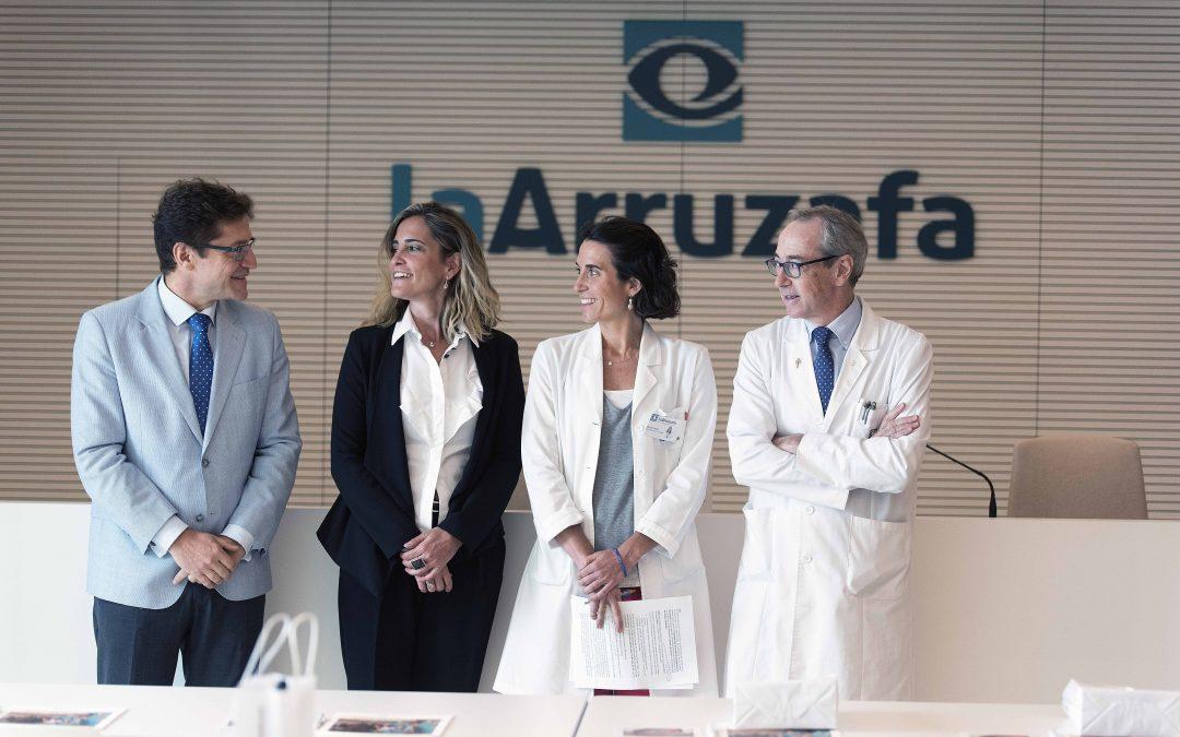 La Arruzafa incrementa un 15% las consultas atendidas
