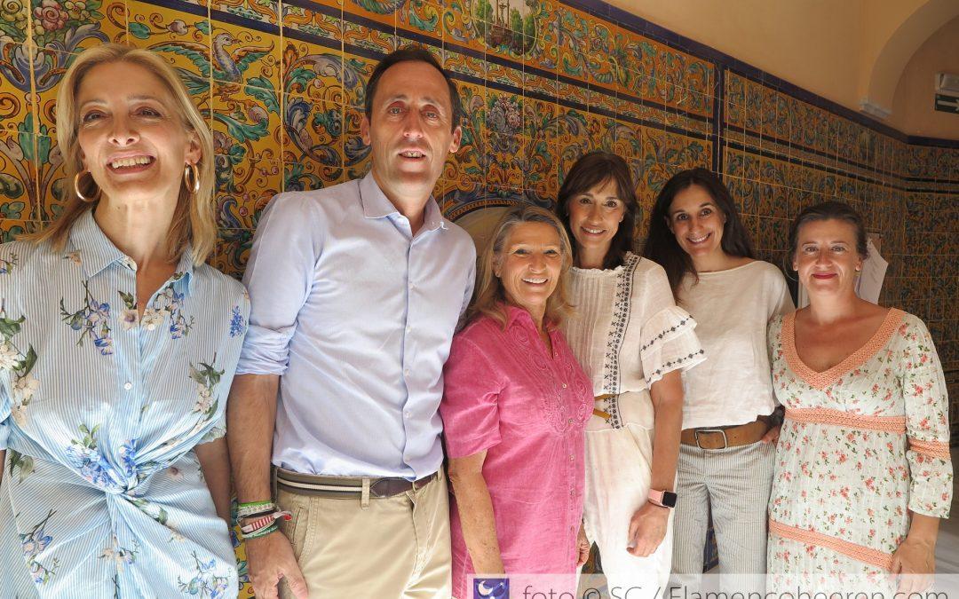 La Asociación Fundaciones Andaluzas visita la nueva escuela de la Fundación Cristina Heeren