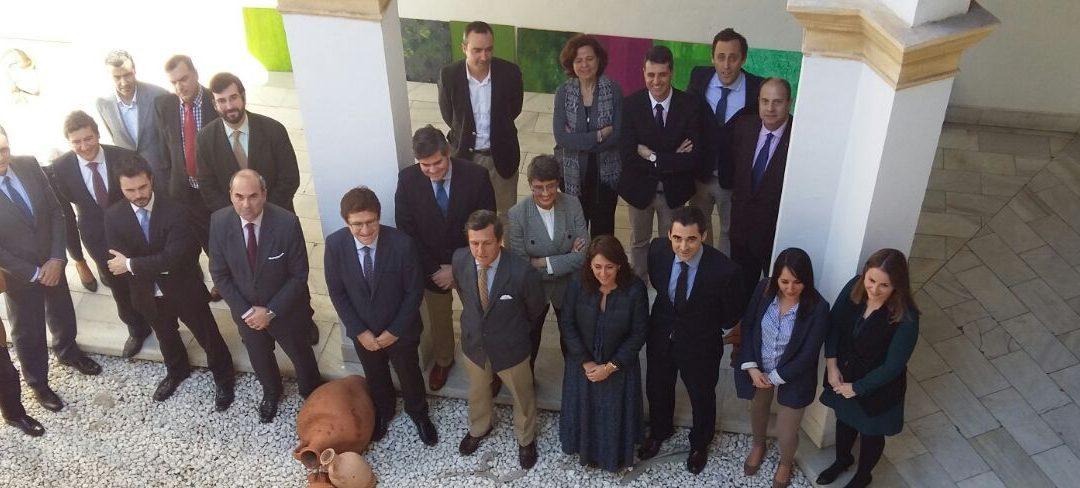Segunda reunión del Grupo de Trabajo: Fundaciones Empresariales Andaluzas