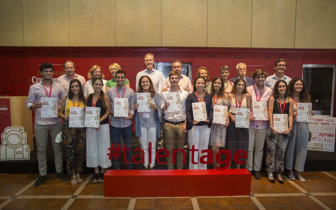 La Fundación Cruzcampo entrega su IV edición #talentage