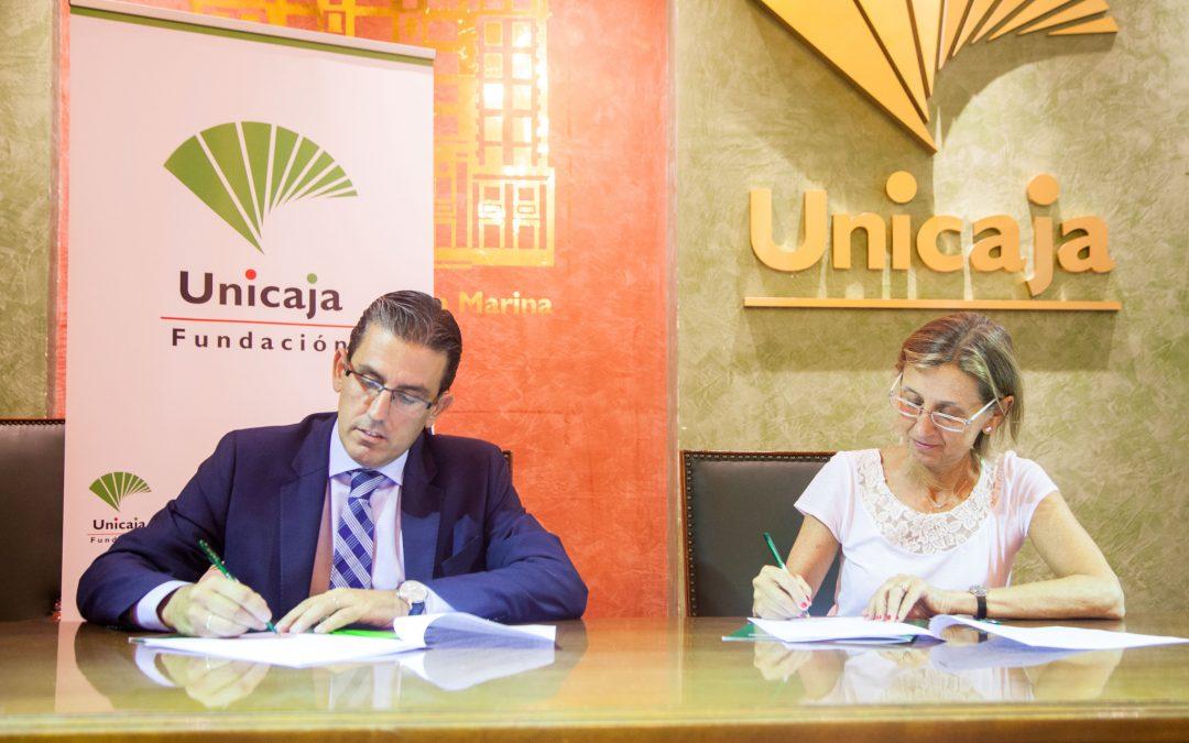 La Fundación Unicaja patrocina la caminata solidaria NEON NIGHT Málaga