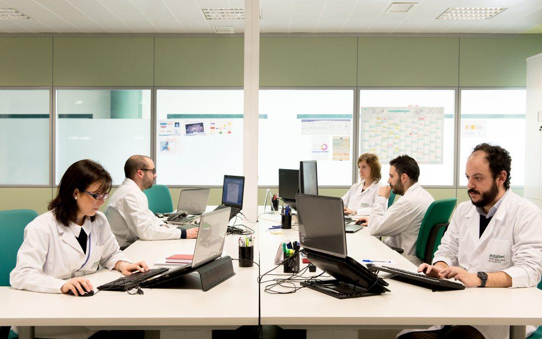 Conceden un nuevo proyecto europeo a Andaltec