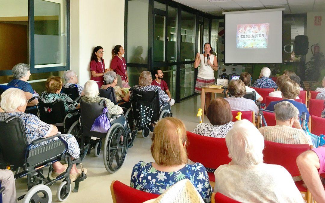 New Health Foundation y la Fundación Doña María trabajan conjuntamente