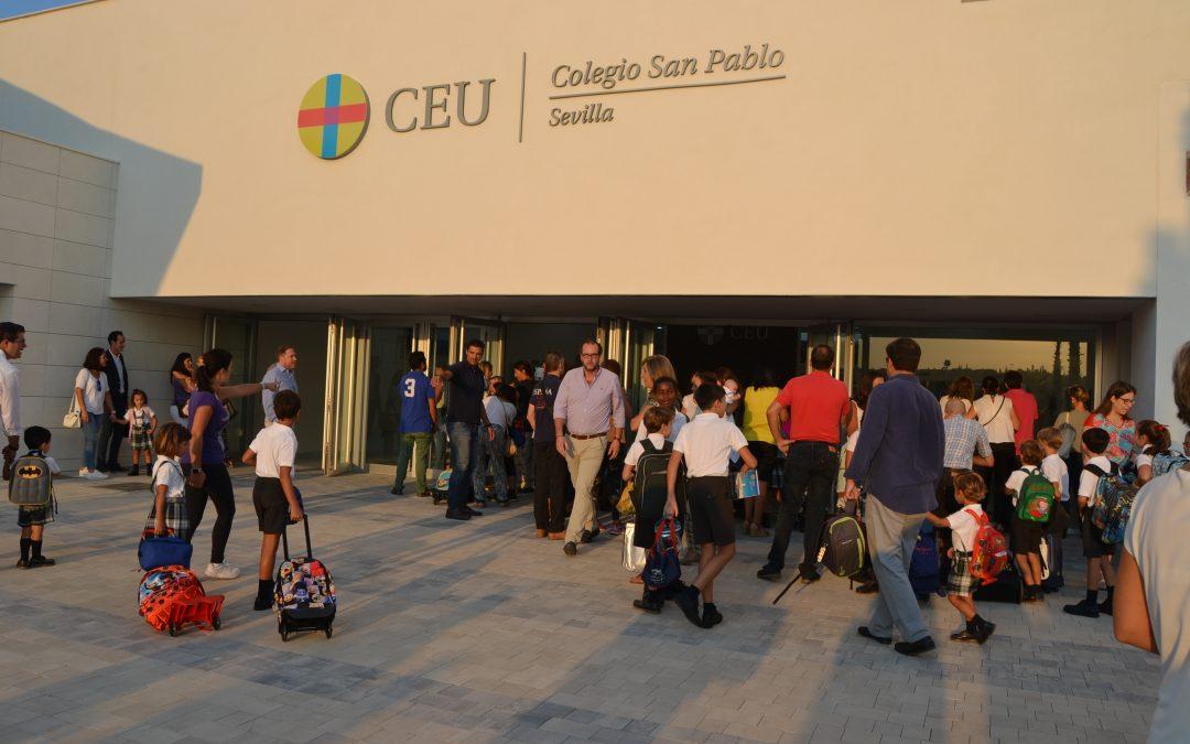 CEU Sevilla inaugura el nuevo edificio de su colegio
