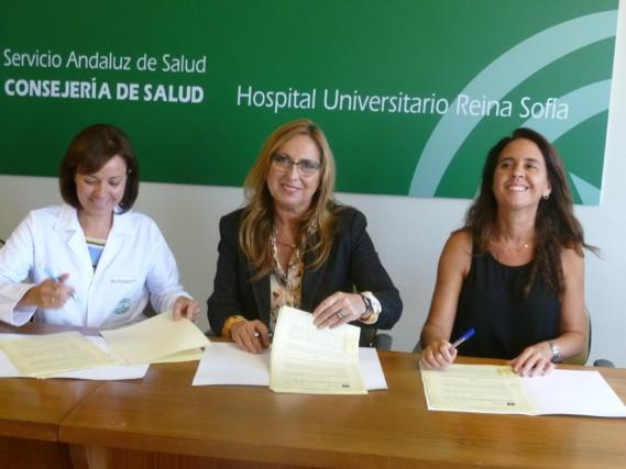 Corazón y Vida comienza a dar servicios en el Hospital Universitario Reina Sofía de Córdoba