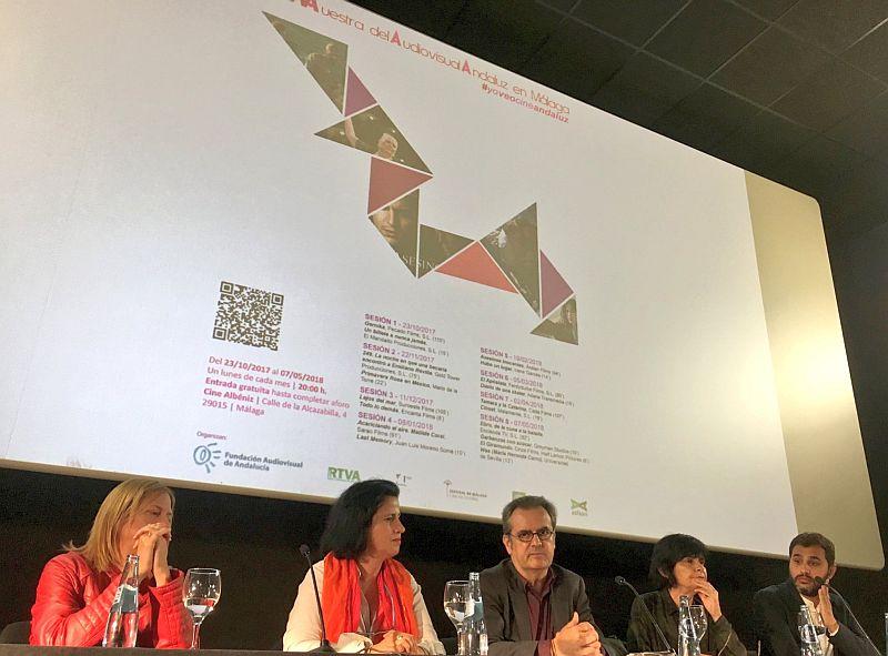 La Muestra del Audiovisual Andaluz cumple XII ediciones en Málaga