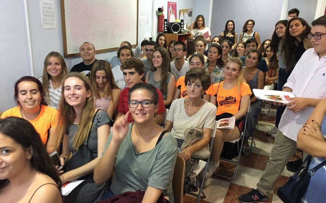 Éxito de la convocatoria de Voluntariado de la Fundación Prodean