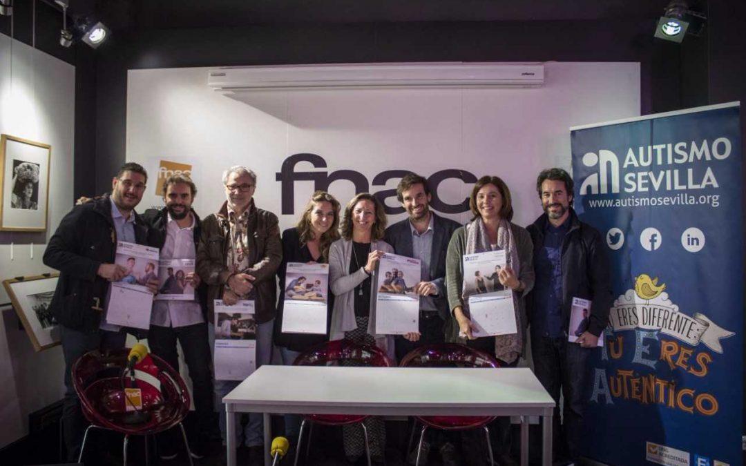 Calendario Sevilla.Autismo Sevilla Presenta Su Calendario Solidario 2018 Afa