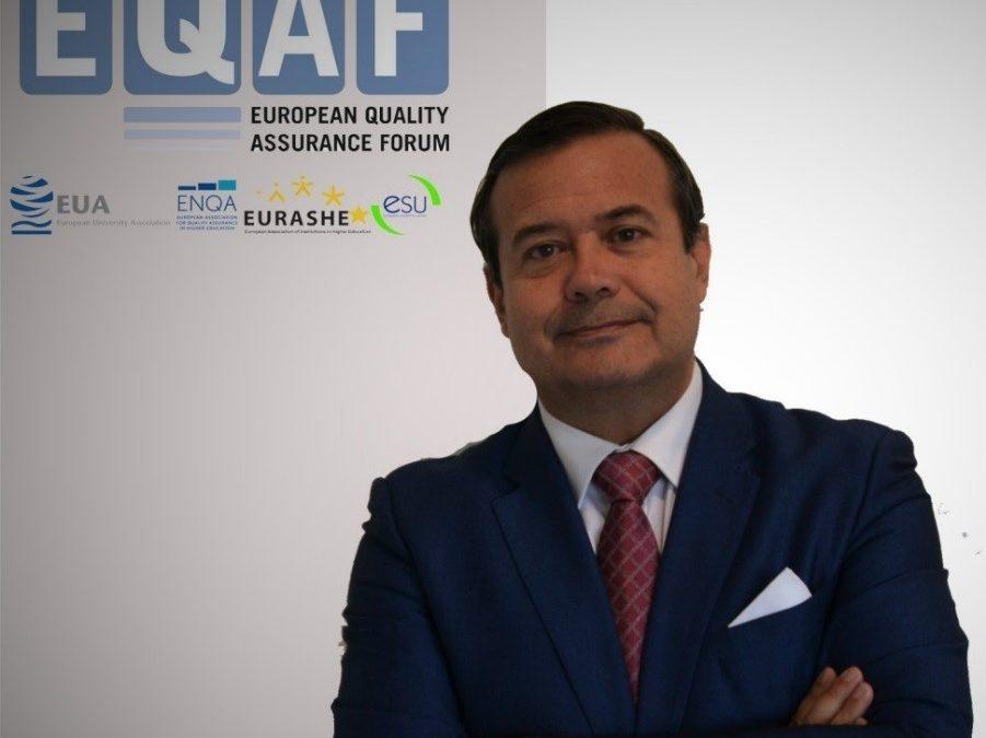 CEU Andalucía preside el 12th European Quality Assurance Forum