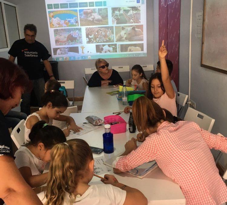 Voluntariado Social Corporativo en el Centro Social Prodean