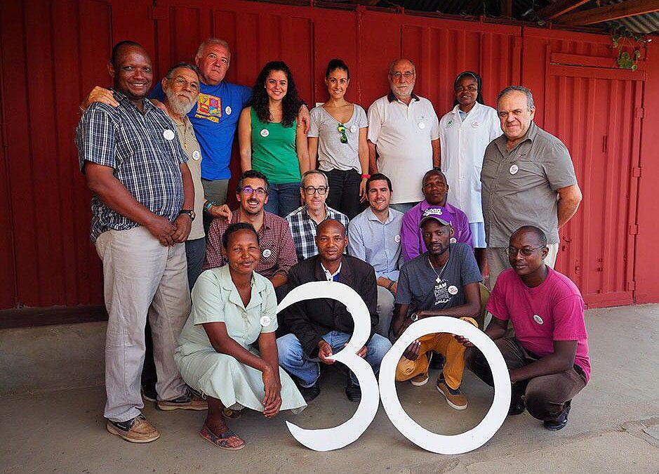 La Fundación La Arruzafa atiende a 820 pacientes en Tanzania
