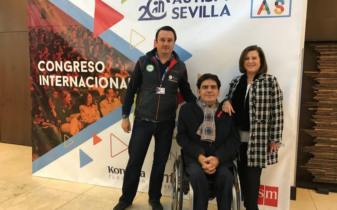 Pádel Integra participa en el Congreso Internacional de Autismo