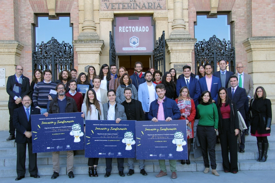 El proyecto Lesielle de Cádiz, ganador de los Premios Andaluces de Emprendimiento para la Innovación y Transformación