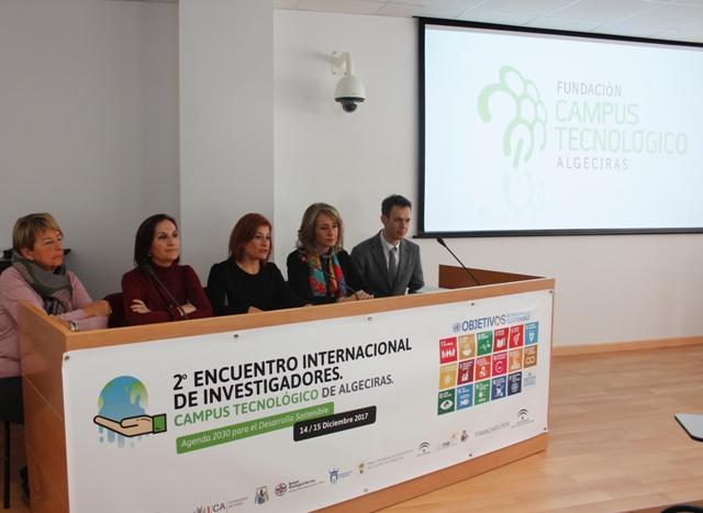 La Fundación Campus Tecnológico de Algeciras celebra su II Encuentro de Investigadores
