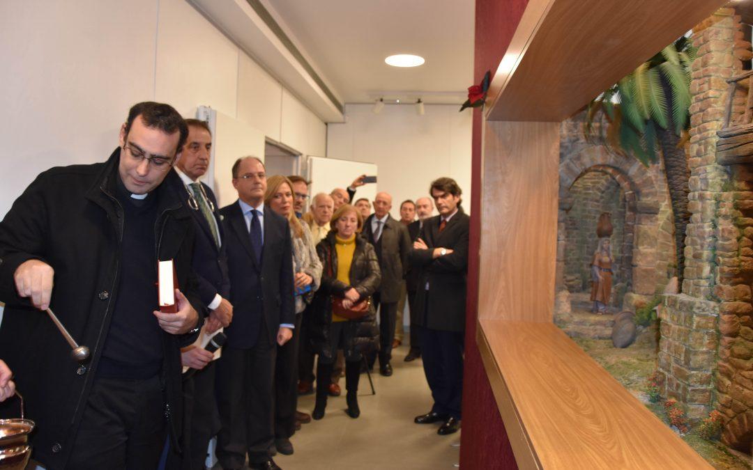 La Fundación San Pablo Andalucía CEU ofrece el Nacimiento de la Alegría