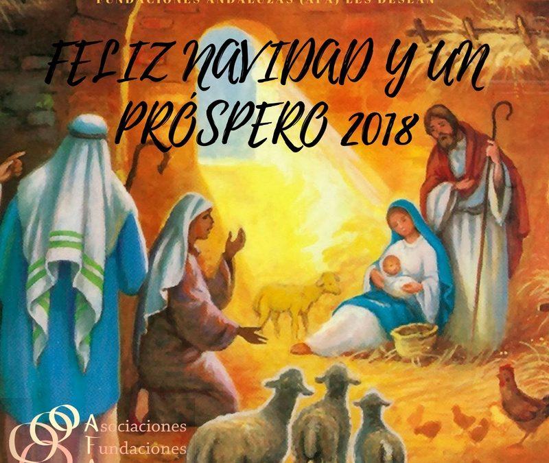 La AFA les desea una Feliz Navidad y próspero año 2018
