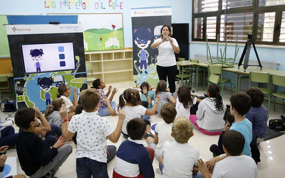Fundación Endesa arranca la IV edición del taller itinerante playenergy en Cádiz