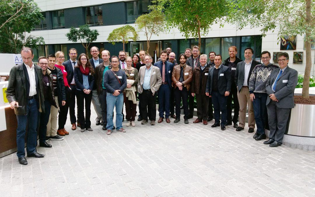 Andaltec participa en proyectos europeos de I+D, infodays y ferias tecnológicas
