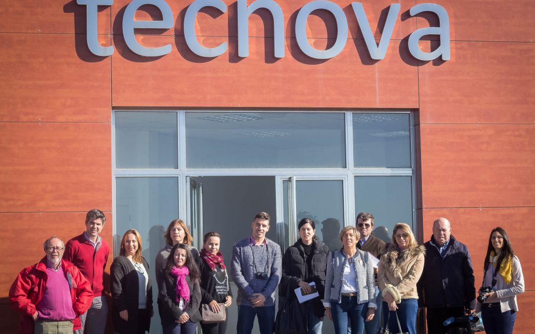 El Centro Tecnológico Tecnova presenta un workshop para medios de comunicación