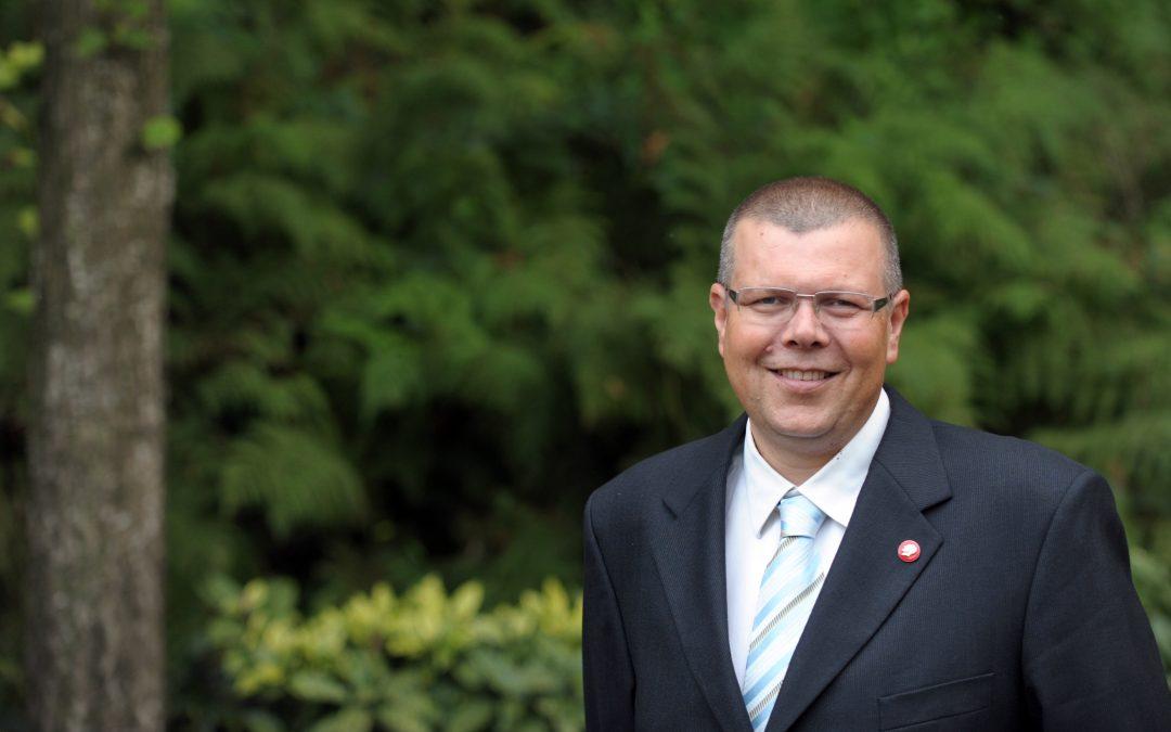 Iain Anderson, nuevo Consejero Delegado  de Cobre Las Cruces