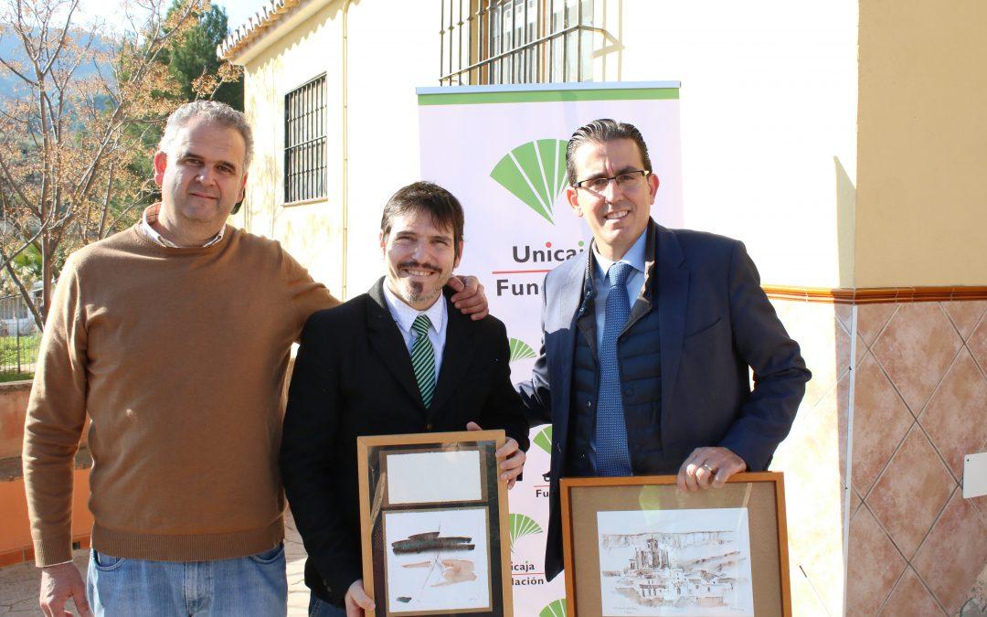 Fundación Unicaja y el chef Sergio Garrido se unen para repartir regalos de Navidad