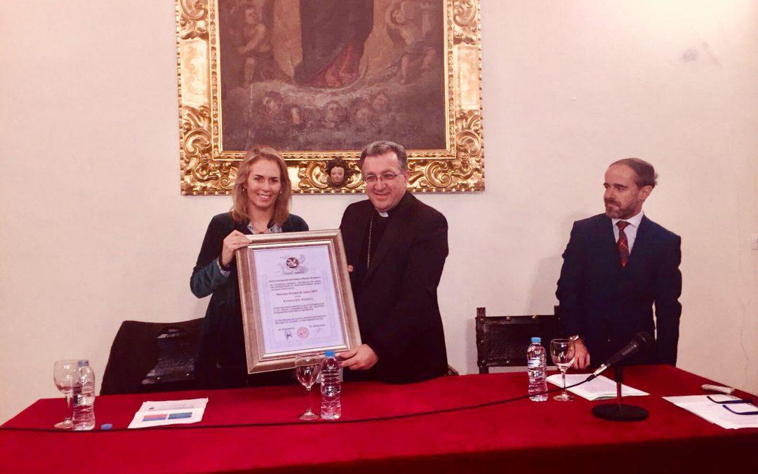Fundación Endesa recibe el premio Pedro Suárez por su labor de iluminación del patrimonio histórico-artístico de Andalucía